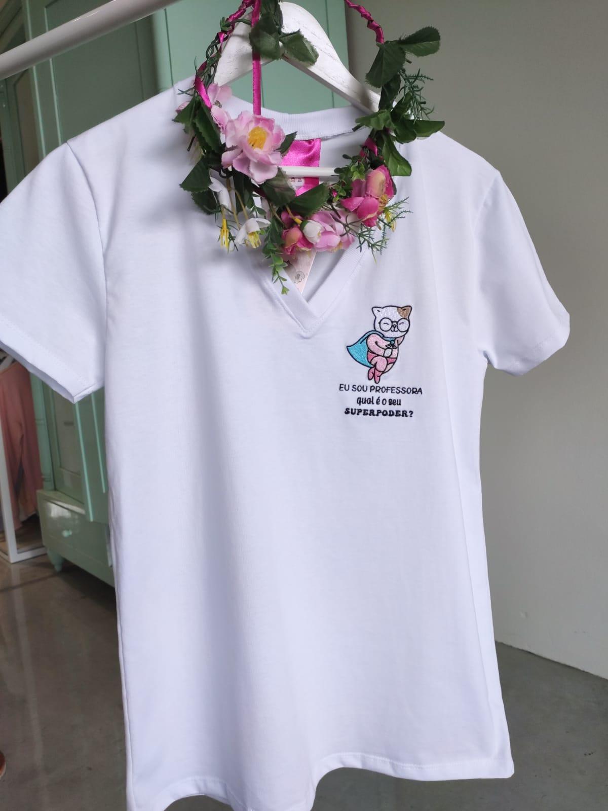 Camiseta Professora