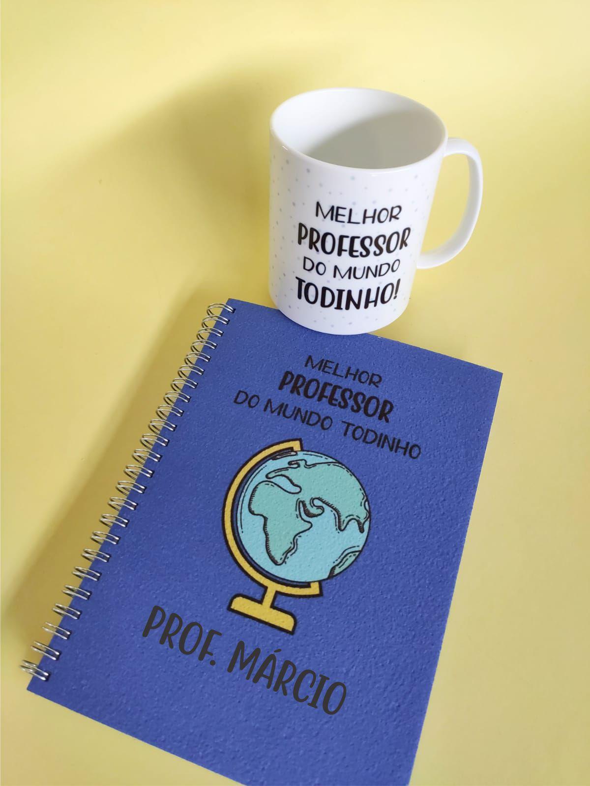 Kit Melhor Professor do Mundo