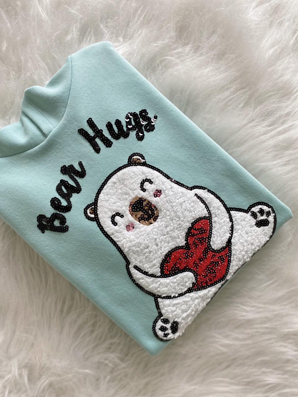 Moletom Bear Hugs