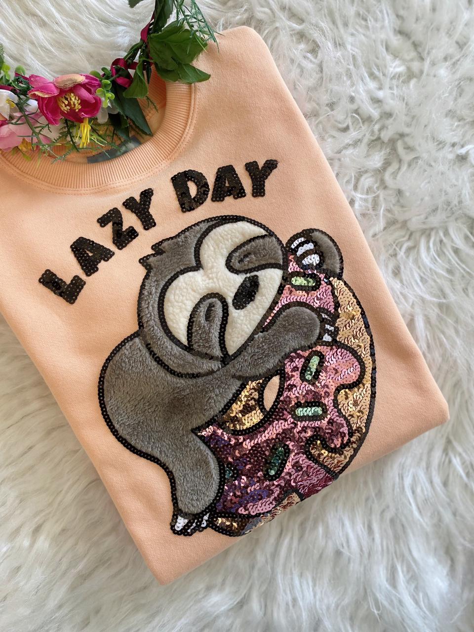 Moletom Lazy Day