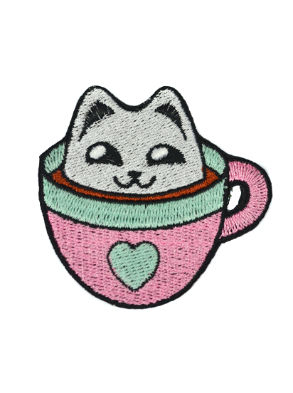 Patch Catpuccino