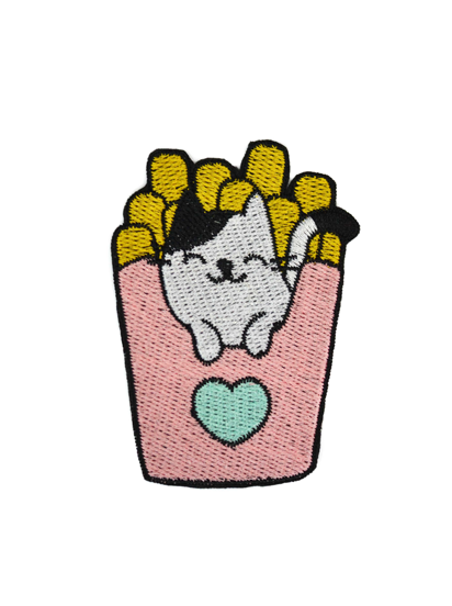 Patch Cute Fries