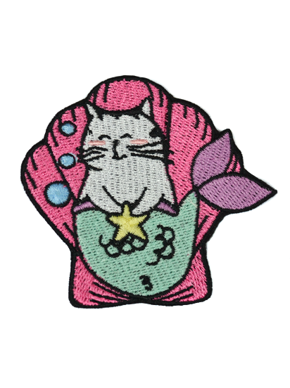 Patch Purrmaid