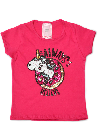 T-Shirt Always Pink Kids