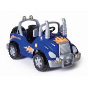 Calesita Truck Azul - Calesita