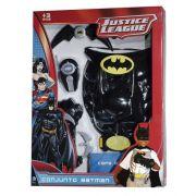 Conjunto Batman - Liga Da Justiça