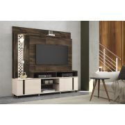 Home Theater Vitral Deck Off White - HB Móveis
