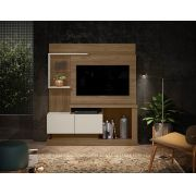 Home Turin Smart Avelã/Off White - Linea Brasil