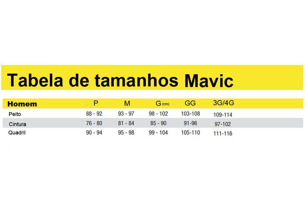 BRETELLE MAVIC COSMIC ELITE PRETO/BRANCO