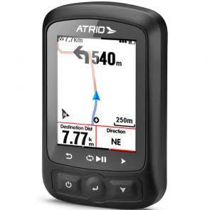 CICLOCOMPUTADOR COM GPS ATRIO TITANIUM BI155