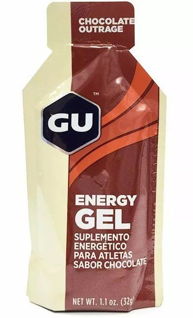 GEL GU ENERGY CHOCOLATE 1 UNIDADE