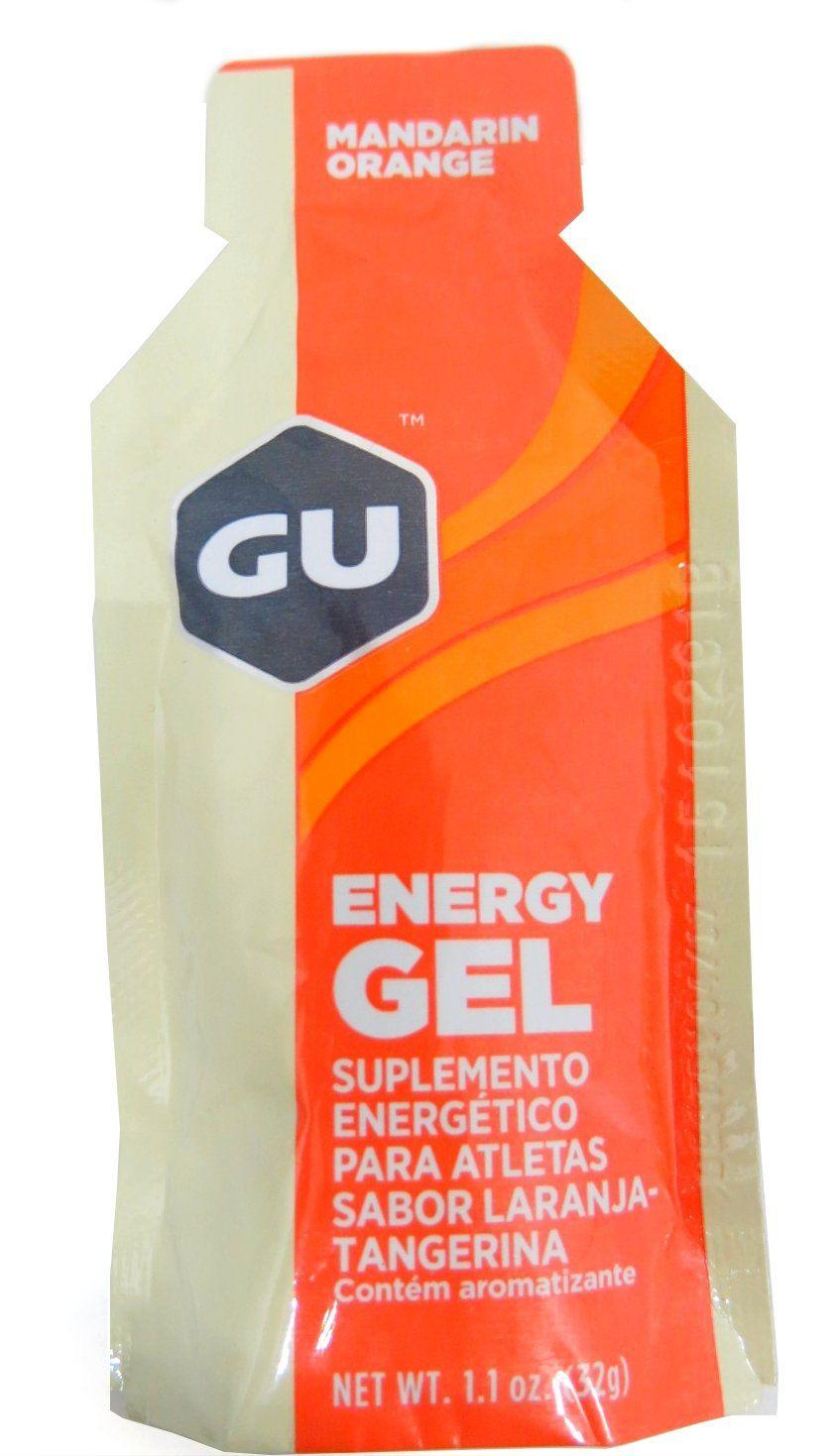 GEL GU ENERGY LARANJA - TANGERINA 1 UNIDADE
