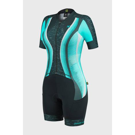 MACAQUINHO FREE FORCE DE CICLISMO FEMININO NEW FLEAM