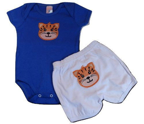 Kit 6 Conjunto menino Body Calça Ou Short Cada Oferta  - Manabana