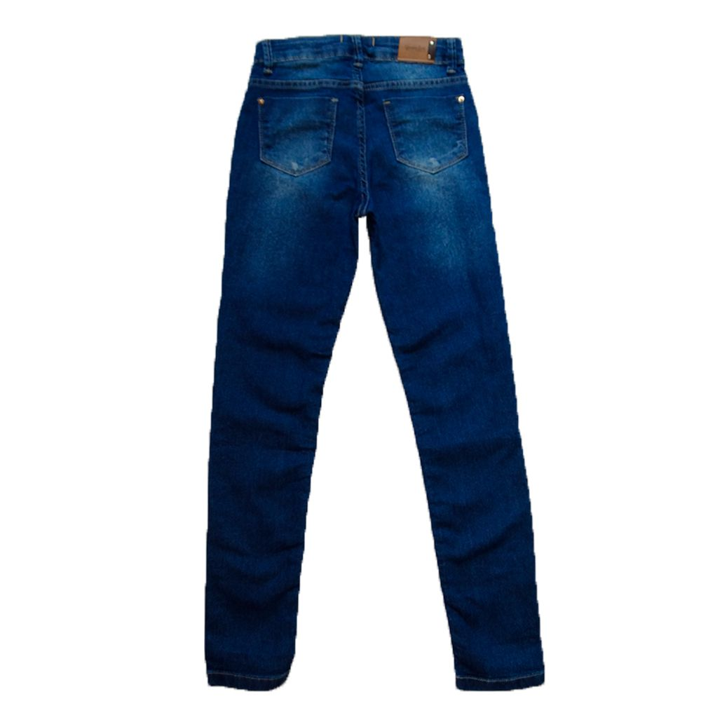 Calça Jeans Infantil Juvenil manabana Menina Black Friday  - Manabana