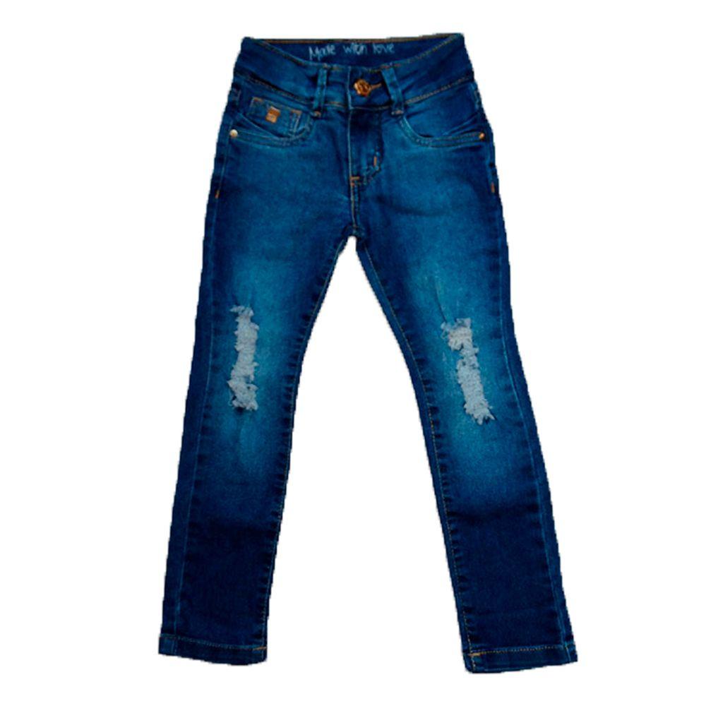 Calça jeans Infantil manabana menina  - Manabana