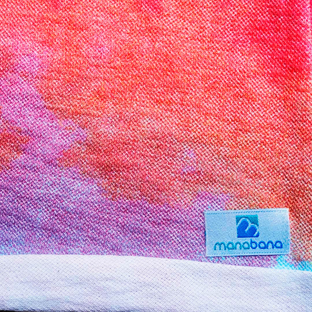 Jardineira  salopete Infantil Tie Dye para Menina, curto, verão  - Manabana