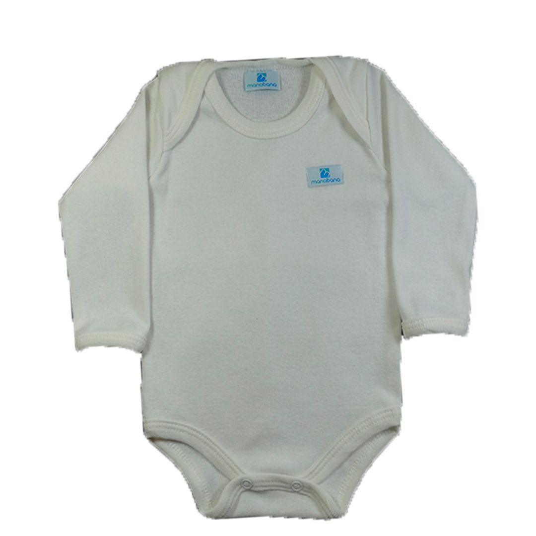 Kit 10 Body Infantil Menina Menino Enxoval Bebe 1 A 3 Anos  - Manabana