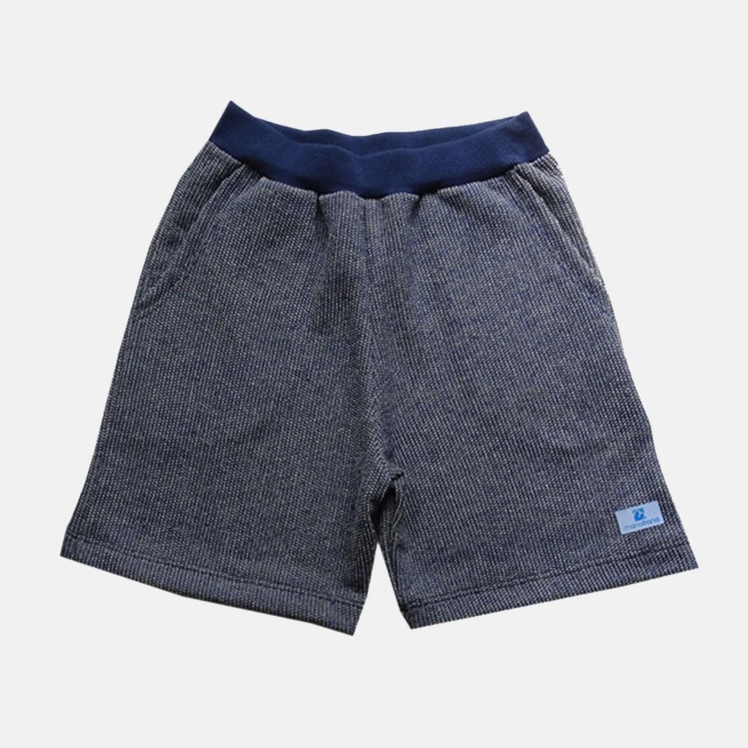 Kit 6 Bermuda Shorts Moletom moletinho Infantil Manabana 4 ao 10  - Manabana