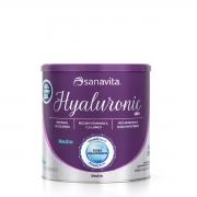Hyaluronic Skin Sanavita 270g Colágeno com Ácido Hialurônico Sabor Neutro