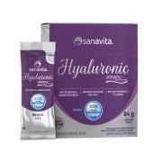 Hyaluronic Sanavita Verisol 30 Sticks Tecnologia Inovadora