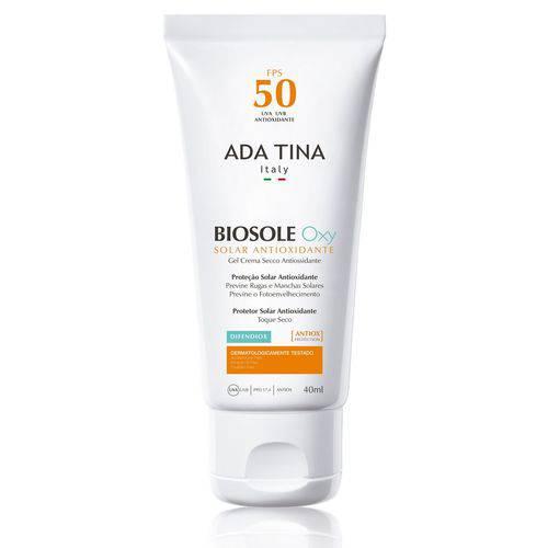 Ada Tina Biosole Oxy FPS 50 - 40ml