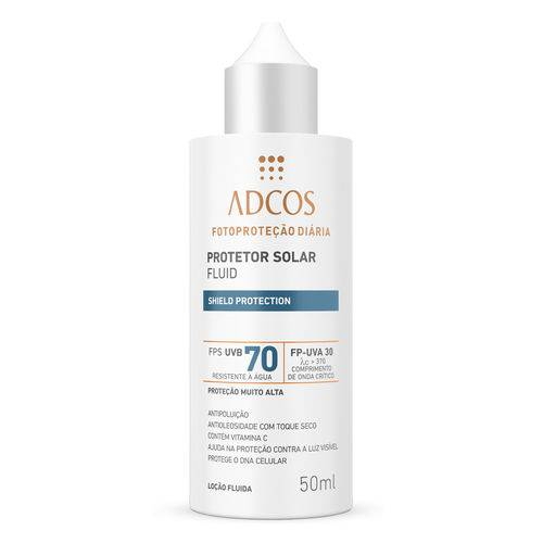 Adcos Fluid Shield Protection Incolor FPS 70 50ml