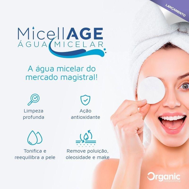 Água Micelar Micellage 100ml Anti-idade