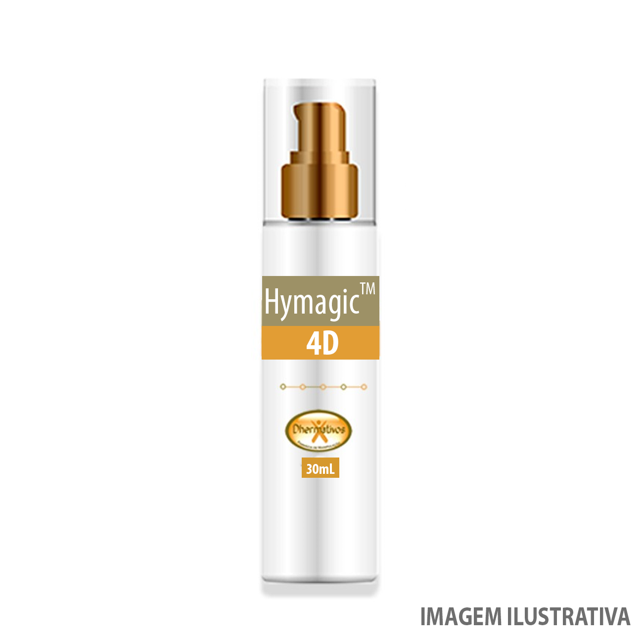 Booster Hidratante com Hymagic 4D