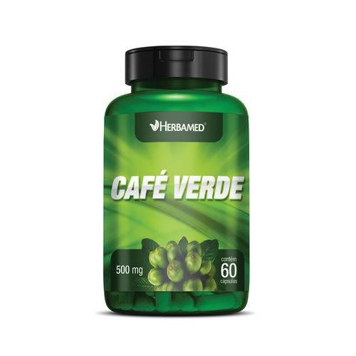 Café Verde 60 Capsulas 500mg Herbamed