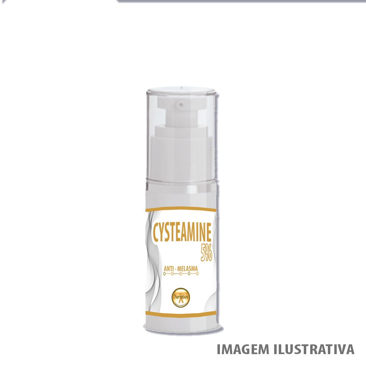 Cysteamine 5% Creme 15 gramas