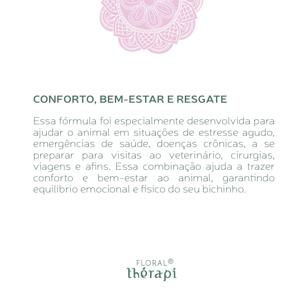 Floral Thérapi DIGNO (pets) Quantidade: 30mL Conforto, Bem Estar e Resgate