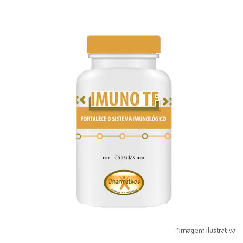 Imuno TF 50mg 30 Cápsulas - Aumento da Imunidade