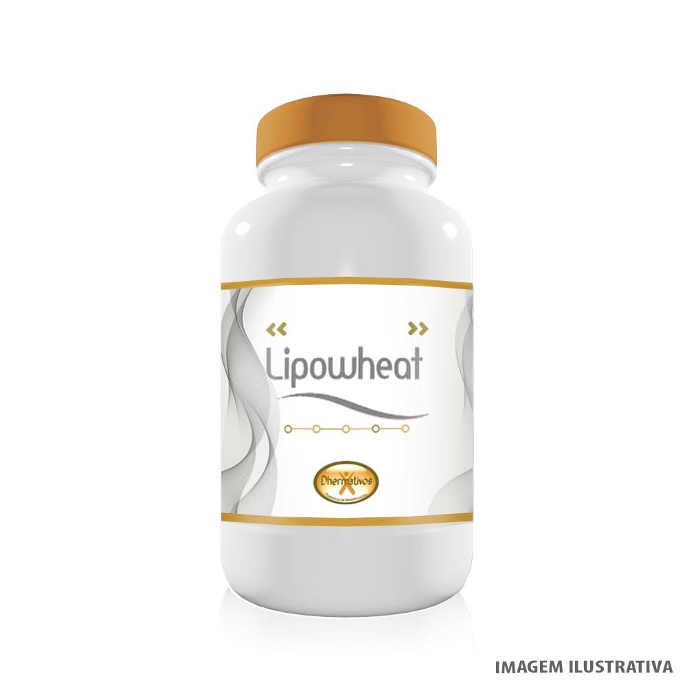 Lipowheat 350mg 30 Cápsulas Anti-rugas Oral