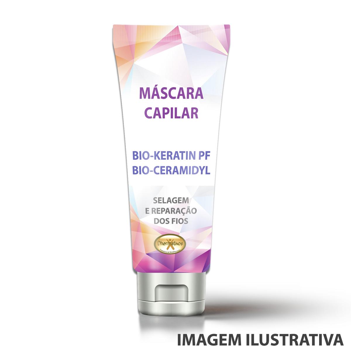 Máscara Capilar Cauterização Reparação e Hidratação 150g