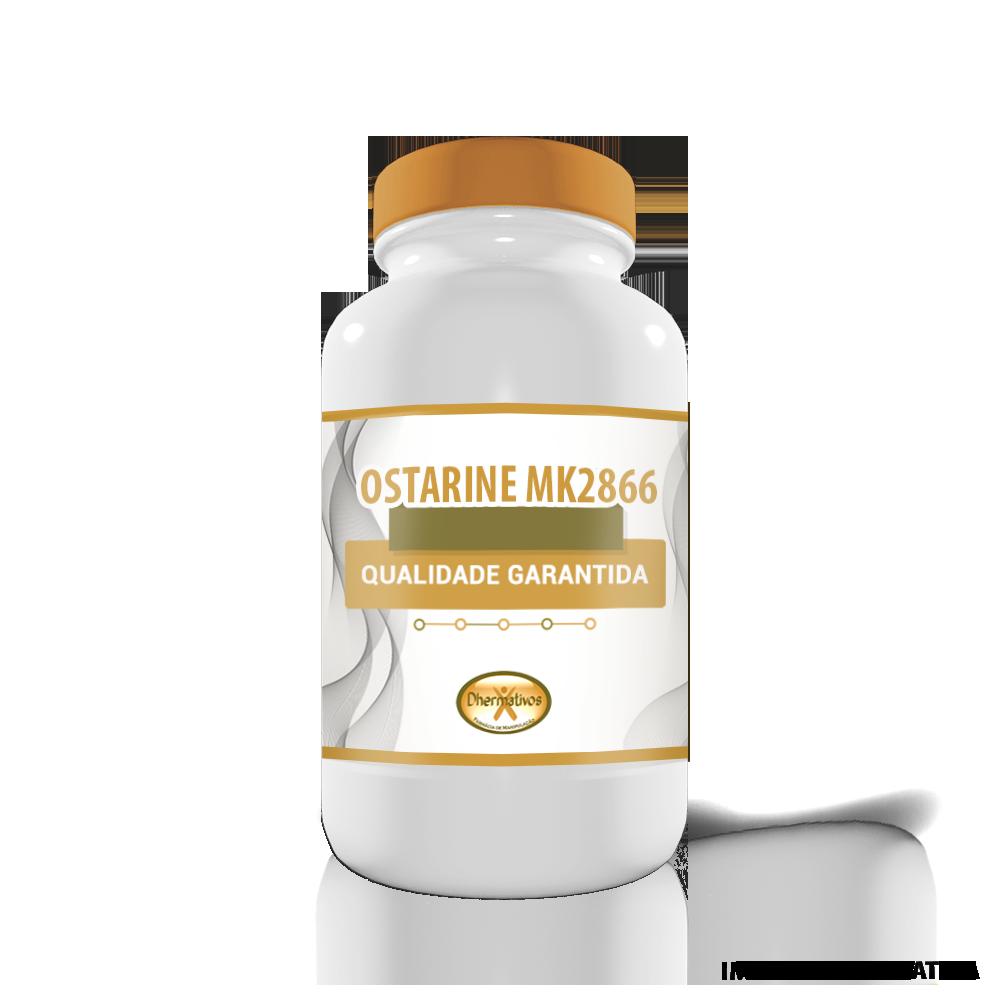 Ostarine MK2866 5mg 60 Cápsulas