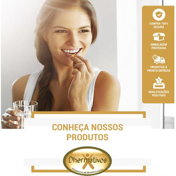 Quitosana + Picolinato De Cromo 60 Cápsulas Emagrecedor
