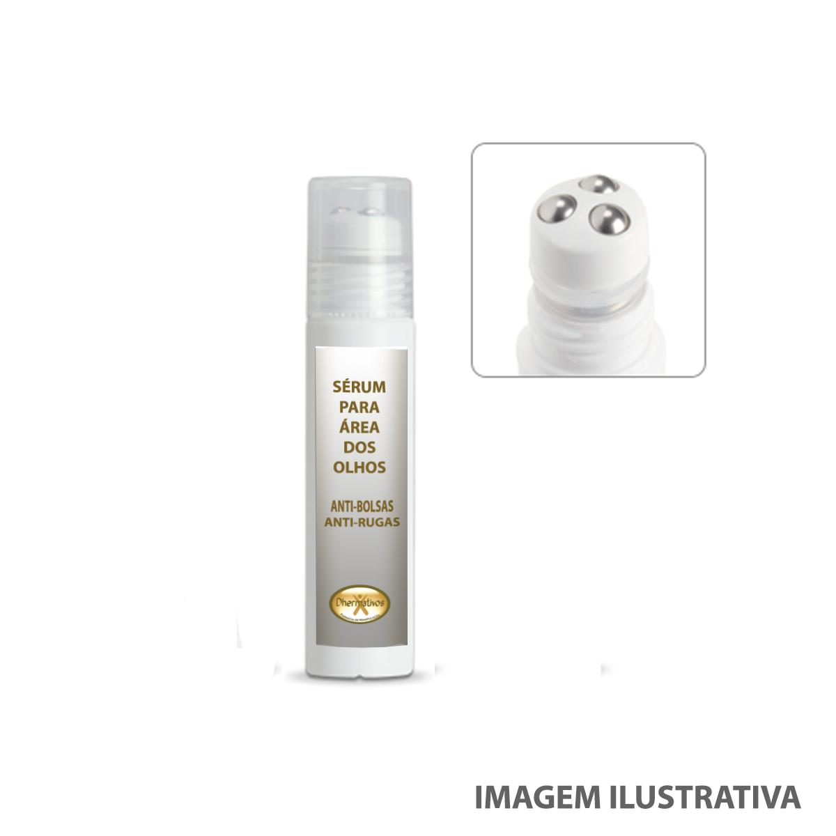 Sérum Para Área dos Olhos Anti-bolsas e Rugas 10ml