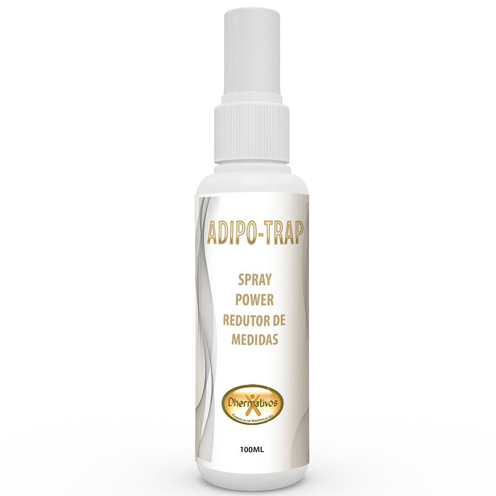 Spray Anticelulite com Adipo Trap (Planta Carnívora) 100ml