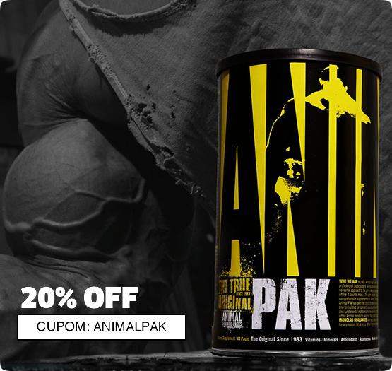 lata do produtoanimal pak - o original desde 1983.