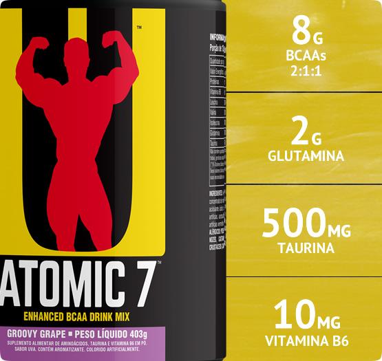 Novo Atomic 7