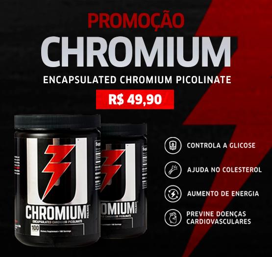 Promoção Chromium