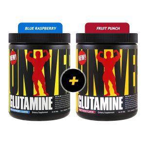 Combo Glutaminas com sabor (600g)