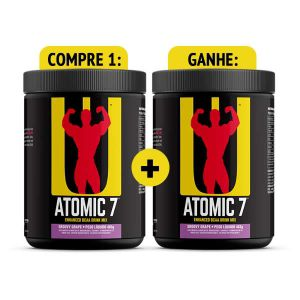 Compre 1 Leve 2: Atomic 7
