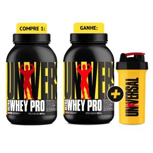 Compre 1 Leve 2: Ultra Whey Pro 2lb (907g)