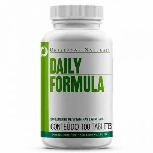 Multivitamínico Daily Formula - 100 tabletes