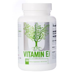Vitamina E 400IU - 100 softgels