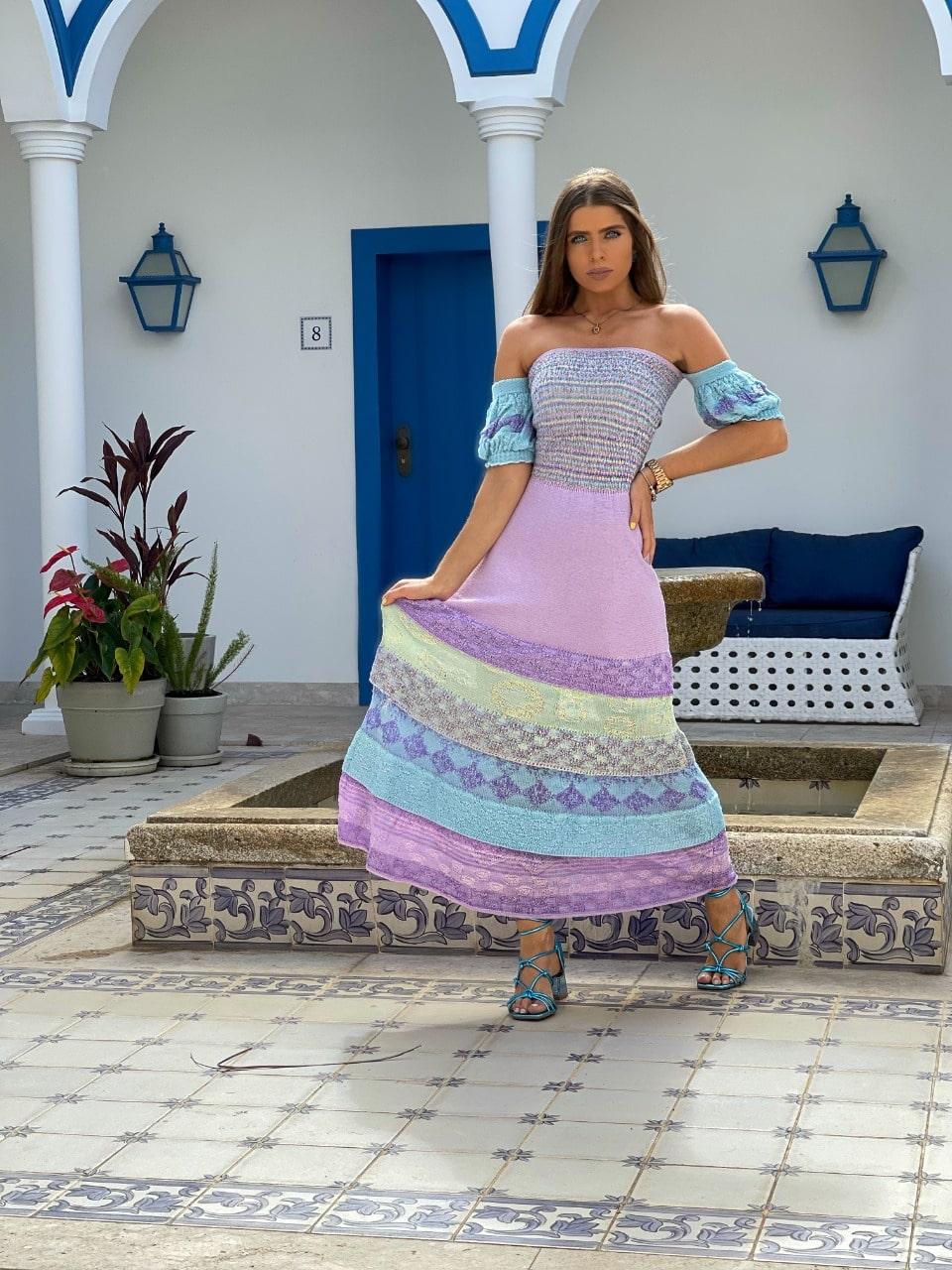 Vestido Carmel