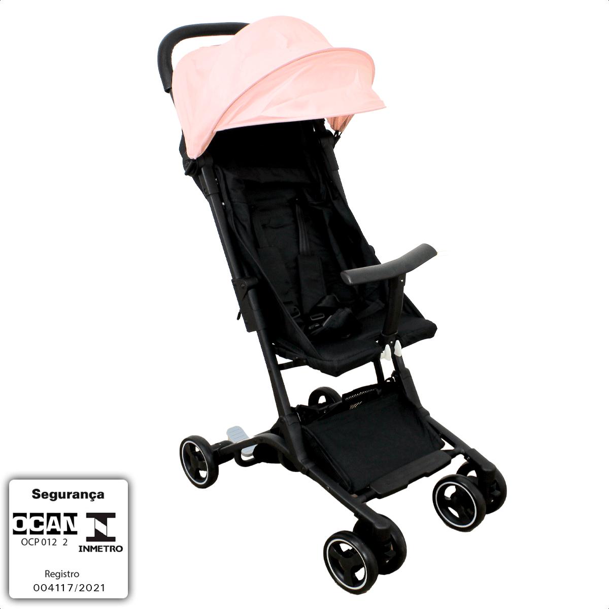 Carrinho de Bebe Nico Miukids - S900