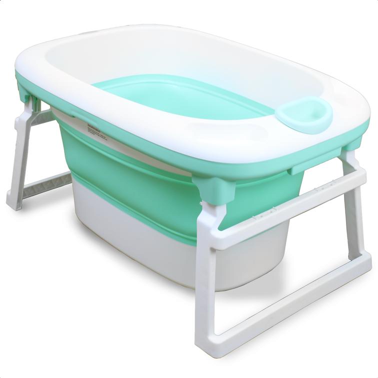 OUTLET - Banheira Ofurô Luxo Infantil VERDE
